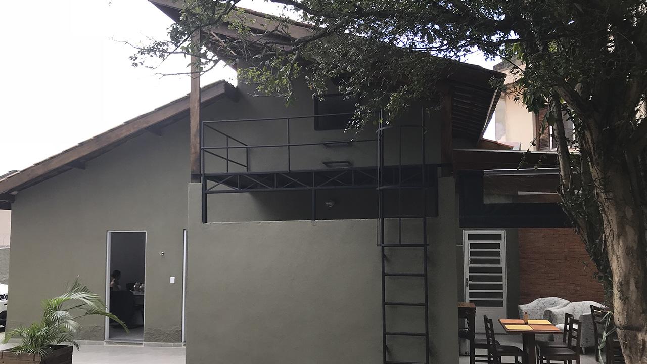 UNIDADE SÃO PAULO - ZONA SUL - Estrutura de Treinamento