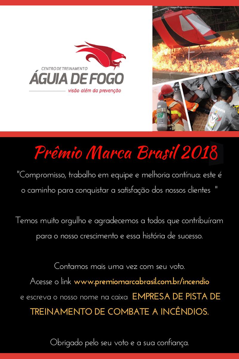 PREMIO MARCA BRASIL -2018
