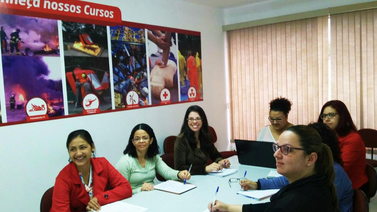 UNIDADE SÃO PAULO - Treinamento de Primeiros Socorros