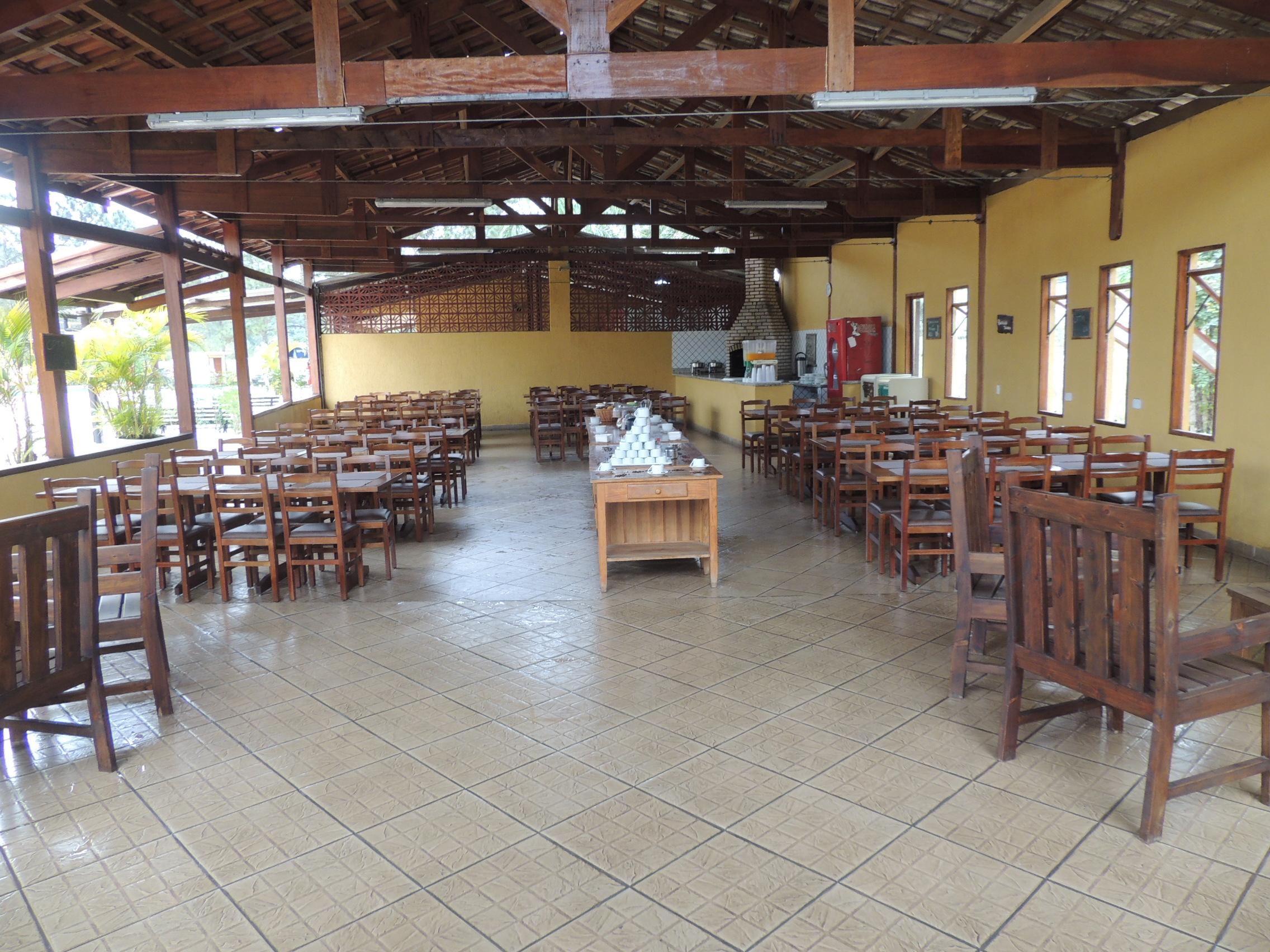 CENTRO DE TREINAMENTO  MOGI DAS CRUZES - Restaurante - Mogi das Cruzes