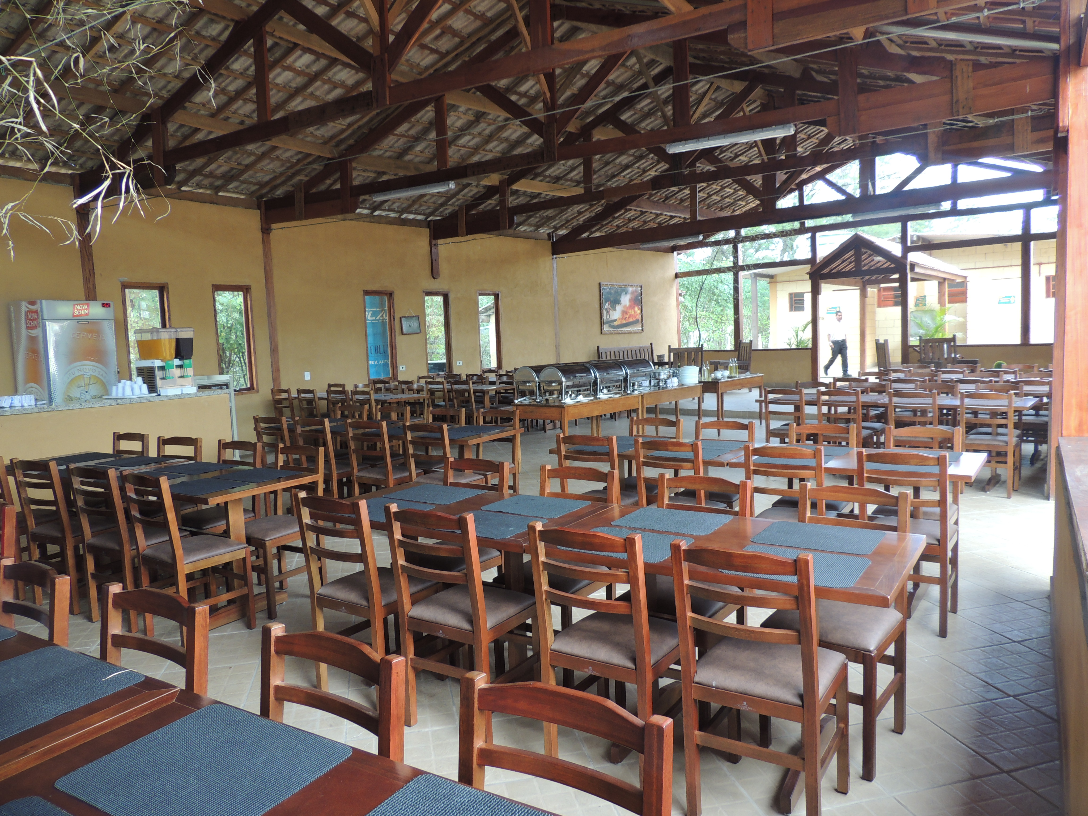 CENTRO DE TREINAMENTO  MOGI DAS CRUZES - Restaurante Mogi das Cruzes