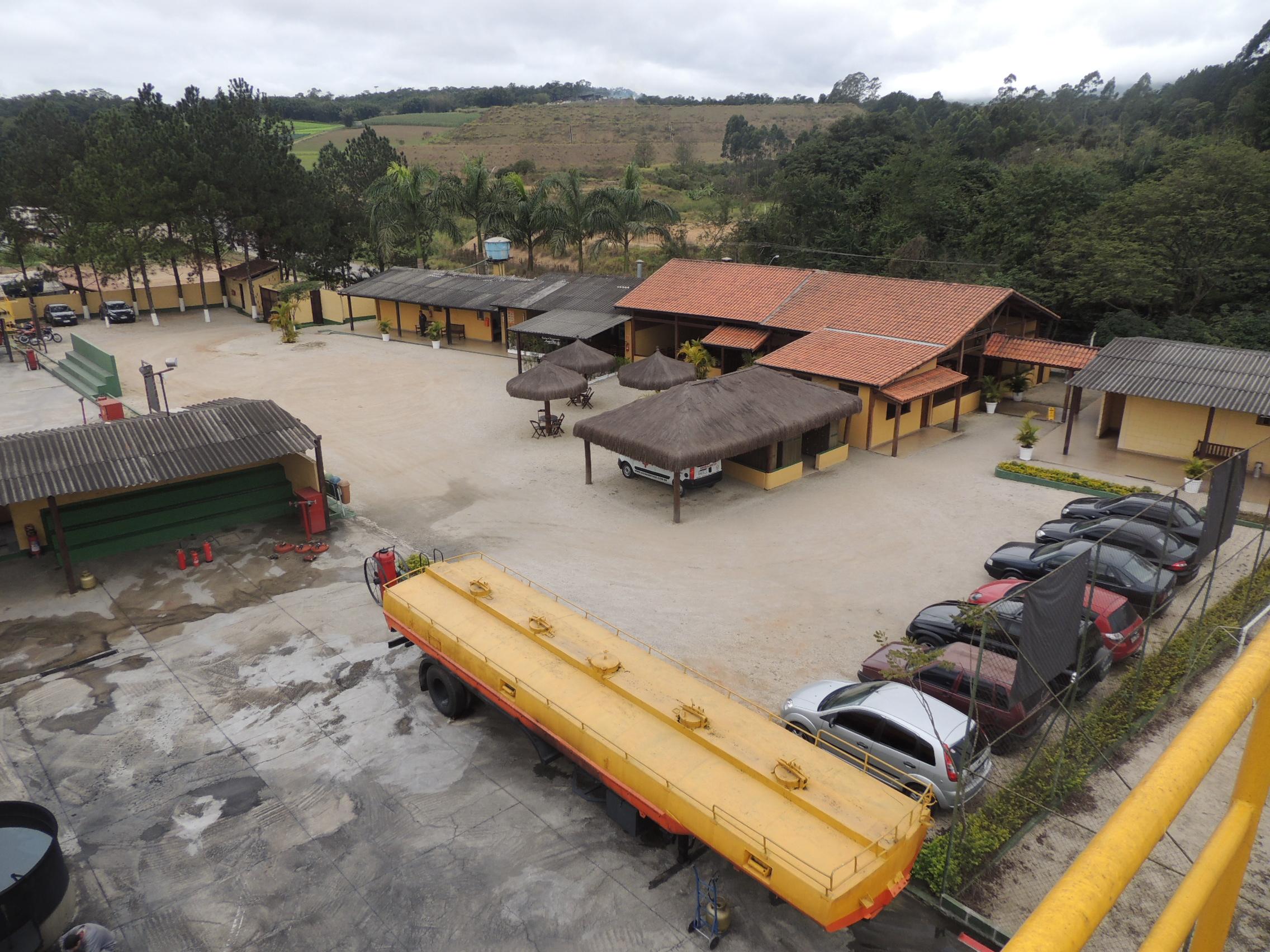 CENTRO DE TREINAMENTO  MOGI DAS CRUZES - Campo de Treinamento - Mogi das Cruzes